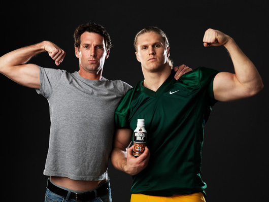 Clay matthews biceps